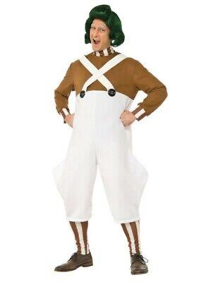 Adult Oompa Loompa Costume](Oompa Loompa Costume Adult)