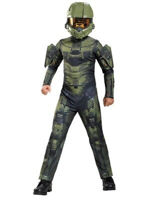 Boy's Halo Master Chief Costume - Halo Master Chief Costumes