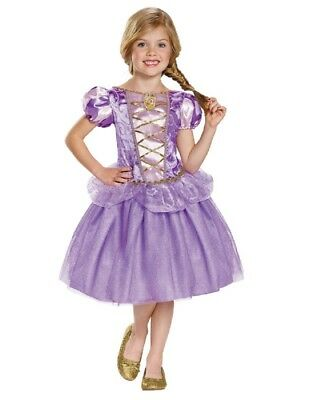 Girl's Disney Rapunzel Costume