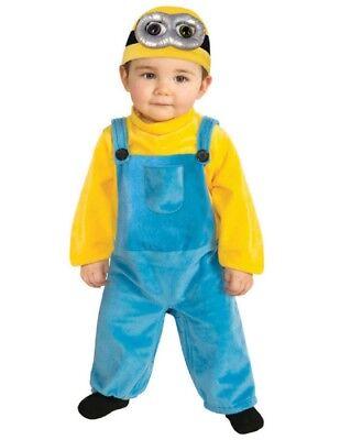 Toddler Despicable Me Minion Bob - Despicable Me Toddler Halloween Costumes