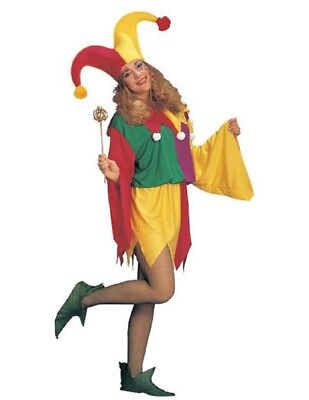 Women's Kings Jester Costume](Jester Costumes For Women)