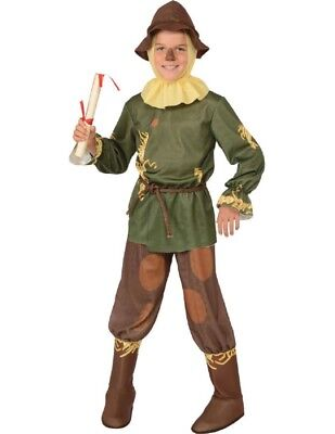 Boy's The Wizard Of Oz Scarecrow Costume](Boys Wizard Of Oz Costumes)