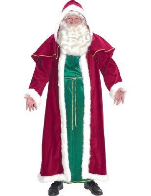 Men's Victorian Santa Costume