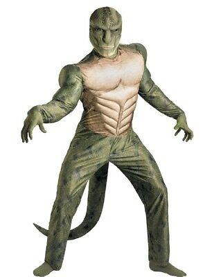 The Amazing Spider-Man Lizard Adult Costume - Amazing Adult Costumes