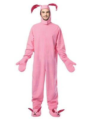 Bunny Costume For Men (Adult Christmas Story Bunny)