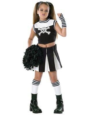 Girl's Bad Spirit Cheerleader Costume Bad Spirit Cheerleader Costume