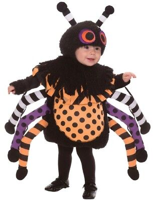Infant Spider Costume (Baby Spider Costumes)