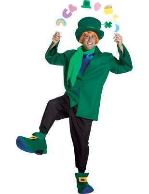 Adult Lucky Charms Costume (Lucky Charms Costumes)