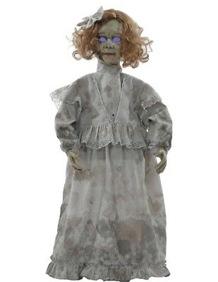 Animated Cracked Victorian Doll (Cracked Doll)