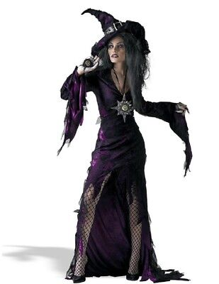 Women's Sorceress Costume