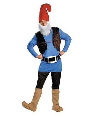 Men's Papa Gnome Costume