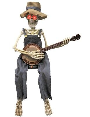 Animated Skeleton Playing Banjo](Banjo Playing Skeleton)