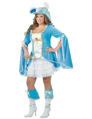 Women's Musketeer Costume (Musketeer Costume Female)