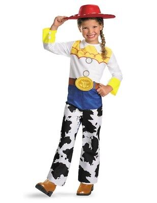 Girl's Jessie Costume - Girls Jessie Costume