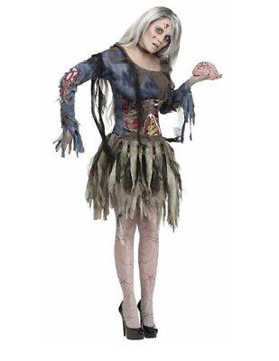 Women's Zombie Costume