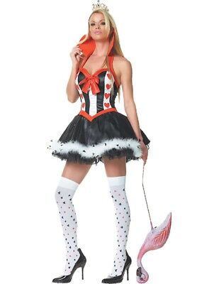 Women's Queen Of Hearts - Queen Of Hearts Costume For Women
