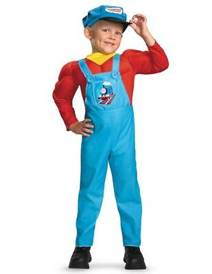 Thomas The Train Boy's - Thomas The Train Halloween Costume