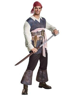 Men's Captain Jack Sparrow Costume
