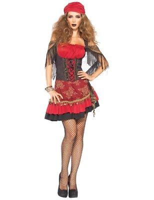 Women's Gypsy Vixen Costume (Woman Gypsy Costume)