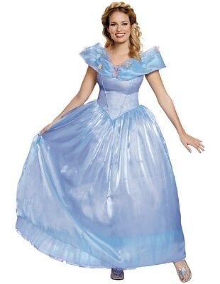 Women's Disney Cinderella Costume - Cinderella Costumes For Women