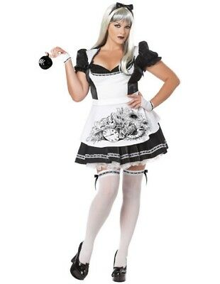 Plus Size Dark Alice Costume (Dark Alice Costume Plus Size)