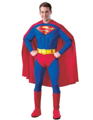 Superman Costume For Men (Men's Superman Costume)