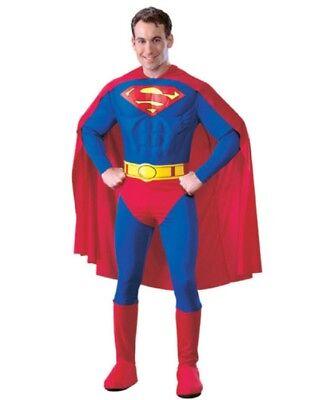 Men's Superman Costume (Superman Costume For Men)