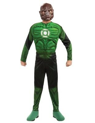 Boy's Kilowog Green Lantern Costume (Boys Green Lantern Costume)