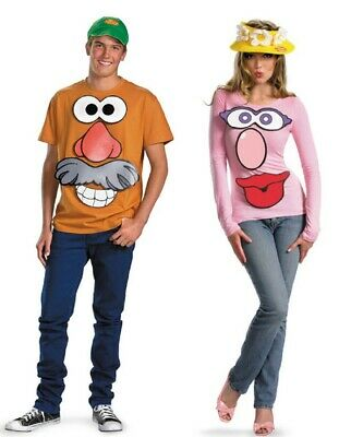 Mr. and Mrs. Potato Head Adult Costume](Potato Costume)