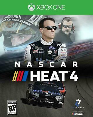 NASCAR Heat 4 - Xbox One Brand New Sealed