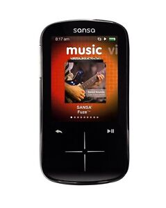 Sandisk-Sansa-Fuze-Plus-8GB-MP3-Player-2-4-LCD-Screen-Touchpad-microSDHC-Slot