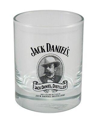 Jack Daniel's Whisky Cameo Shot Glass, Officially Licensed Jack Daniel's Barware