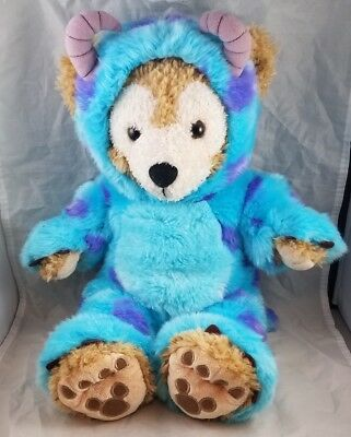 Disney Duffy Bear + Sully Sullivan Monsters Inc Outfit 17