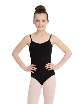 Capezio Girls Classics V Neck Camisole Leotard (CC102C) All Sizes ()