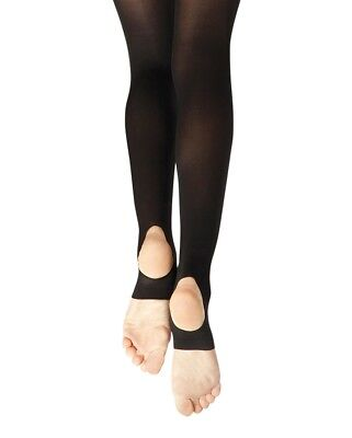 Capezio Little Girls Hold and Stretch Stirrup Tight  All Siz