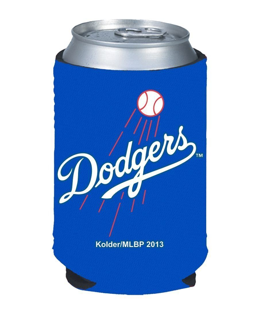 Set of 2 Kolder/'s Kaddy LA Dodgers Can Holder