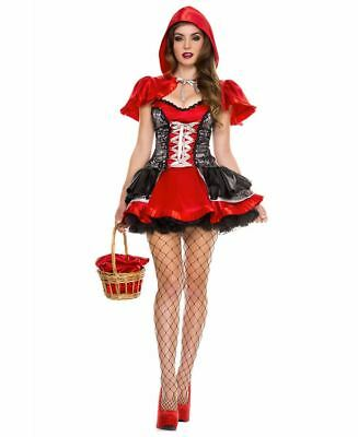 Fiery Lil Red Costume - Music Legs 70441](Lil Red Costume)