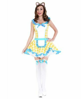 Glistening Goldie Locks Costume - Music Legs - Goldie Locks Costumes