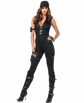 Deluxe SWAT Commander Halloween Costume - Leg Avenue 85463