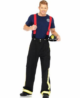 Fire Captain Adult Costume - Leg Avenue - Fire Captain Kostüm