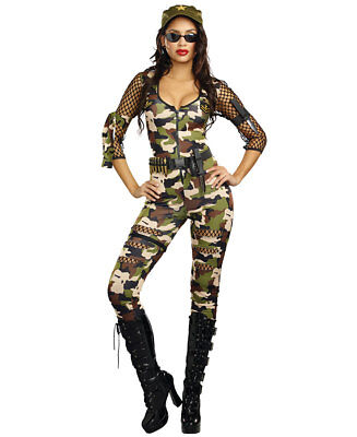 New Dreamgirl 10243 Friendly Fire Costume](Friends Costumes)