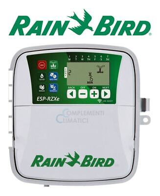 Rain Bird Programmer RZXe6 230V 6 Stations Outdoor - Wi-Fi Compatible