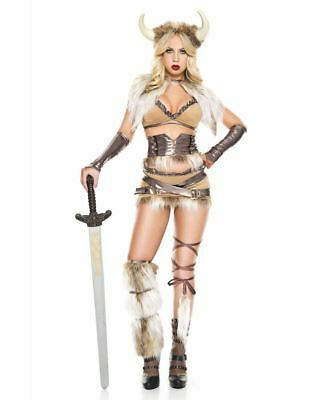 Modern Day Viking Costume - Music Legs 70875