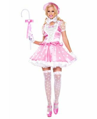 Sexy Little Bo Peep Costume - Music Legs - Kostüme Little Bo Peep