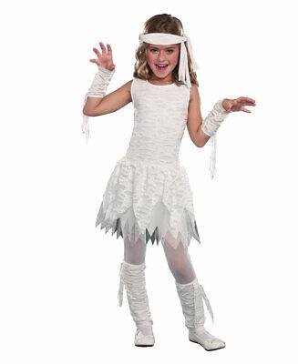 Mummy Wrap It Up! Girls Costume - Dreamgirl 9581 - Girls Mummy Costume