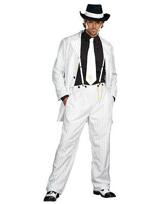 Zoot Suit Riot Adult Costume - Dreamgirl 8105 - Zoot Suits Costumes