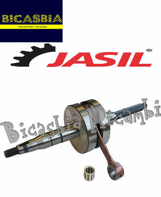 12951 - Crankshaft Jasil Engine Vertical 50 Yamaha BW'S Bump Naked Original