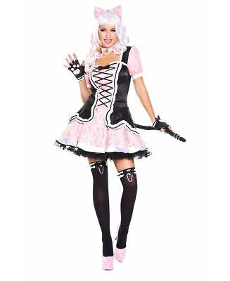 Kitty Kat Costume - Music Legs - Kitty Kat Costume
