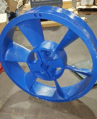New Pulleyflywheel Compressor 23.5 4-belt Quincy Kellogg Champion 2024313003