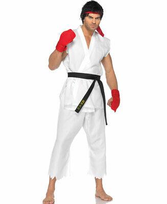 Street Fighter Ryu Adult Costume - Leg Avenue SF85081